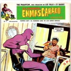 Cómics: Nº 34 EL HOMBRE ENMASCARADO. EDICIONES VERTICE (VOL.1) 1973-1979 RESERVADRO A A*****A GRANADA.. Lote 253955560