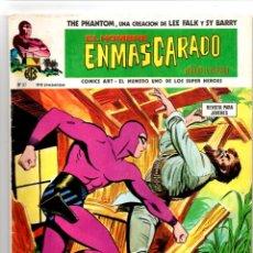 Cómics: Nº 37 EL HOMBRE ENMASCARADO. EDICIONES VERTICE (VOL.1) 1973-1979 RESERVADRO A A*****A GRANADA.. Lote 253955735