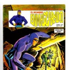 Cómics: Nº 4 EL HOMBRE ENMASCARADO. EDICIONES VERTICE (VOL.2) 1973-1979. Lote 253955850