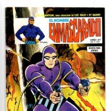 Cómics: Nº 5 EL HOMBRE ENMASCARADO. EDICIONES VERTICE (VOL.2) 1973-1979. Lote 253955890