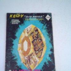 Cómics: KELLY OJO MAGICO - VERTICE - NUMERO 7 - VOLUMEN 1 - CJ 126 - GORBAUD. Lote 253965150