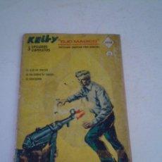 Cómics: KELLY OJO MAGICO - VERTICE - NUMERO 1 - VOLUMEN 1 - CJ 126 - GORBAUD. Lote 253965685