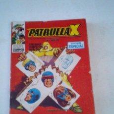 Cómics: PATRULLA X - VERTICE - NUMERO 20 - VOLUMEN 1 - CJ 126 - GORBAUD. Lote 253965990