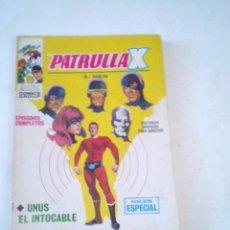 Cómics: PATRULLA X - VERTICE - NUMERO 4 - VOLUMEN 1 - BUEN ESTADO - CJ 126 - GORBAUD. Lote 253966540