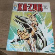 Cómics: KAZAR V2 Nº 2. Lote 254030600