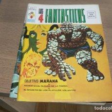 Cómics: LOS 4 FANTASTICOS V2-Nº 2. Lote 254030900