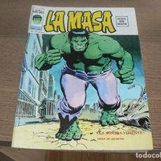 Cómics: LA MASA V2 Nº 6. Lote 254030985