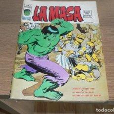 Cómics: LA MASA V2 Nº 3. Lote 254031230