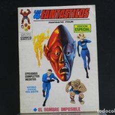 Comics : LOS 4 FANTASTICOS, NUMERO 6, EDICIONES VERTICE TACO.. Lote 254049735