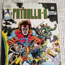 Cómics: PATRULLA X VOLUMEN 3 Nº 26 - EDITA : VERTICE. Lote 254050120