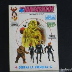 Comics : LOS 4 FANTASTICOS, NUMERO 14, EDICIONES VERTICE TACO.. Lote 254051775