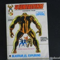 Comics : LOS 4 FANTASTICOS, NUMERO 31, EDICIONES VERTICE TACO.. Lote 254052725