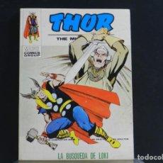 Cómics: THOR, NUMERO 35, EDICIONES VERTICE TACO.. Lote 254066255