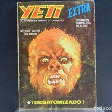 Cómics: YETI, NUMERO 6, EDICIONES VERTICE TACO.. Lote 254066465