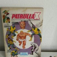 Cómics: PATRULLA X Nº 3 EDICIONES VERTICE. Lote 254099450