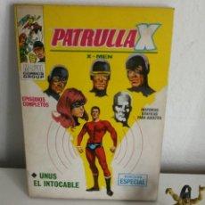 Cómics: PATRULLA X Nº 4 EDICIONES VERTICE. Lote 254099580