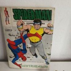 Cómics: SPIDERMAN Nº 52 - VERTICE. Lote 254100840