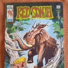 Cómics: RED SONJA 7 V1 VERTICE. Lote 254121900