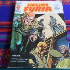 Cómics: VÉRTICE VOL. 2 SARGENTO FURIA Nº 2. 1974 30 PTS. EL DELATOR. BUEN ESTADO Y MUY DIFÍCIL.. Lote 254122605