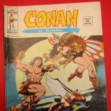 Cómics: CONAN (1974, VERTICE) -V 2- 15 · VII-1976 · SOBRE LA PISTA DE LA MUJER PIRATA. Lote 254174190
