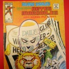Cómics: RELATOS SALVAJES (1975, VERTICE) -ARTES MARCIALES- 36 · II-1978 · RELATOS SALVAJES. Lote 254178305