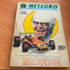 Cómics: METEORO Nº 1 MR. HEROE (VERTICE) ORIGINAL TACO (COIB6). Lote 254194625