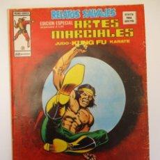 Cómics: RELATOS SALVAJES (1975, VERTICE) -ARTES MARCIALES- 31 · IX-1977 · ¡EL ASUNTO DEL AGENTE QUE MURIO!. Lote 254222020