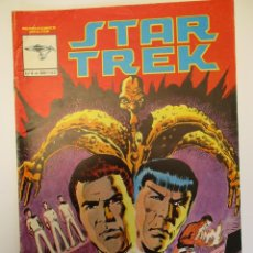 Cómics: STAR TREK (1981, VERTICE) 4 · II-1982 · ¡MAÑANA O AYER!. Lote 254231455