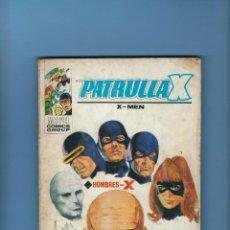 Cómics: LA PATRULLA X - HOMBRES X - EDICIONES VÉRTICE - NÚM. 1 - FORMATO TACO. Lote 254391660
