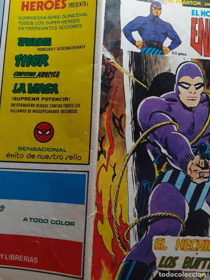 Cómics: EL HOMBRE ENMASCARADO.VÉRTICE- VOL-2- Nº 5 -FALK-SY BARRY-1980-MUY DIFÍCIL-CASI BUENO-LEA-4558 - Foto 3 - 254422860