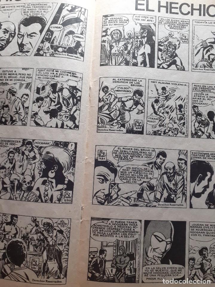 Cómics: EL HOMBRE ENMASCARADO.VÉRTICE- VOL-2- Nº 5 -FALK-SY BARRY-1980-MUY DIFÍCIL-CASI BUENO-LEA-4558 - Foto 5 - 254422860