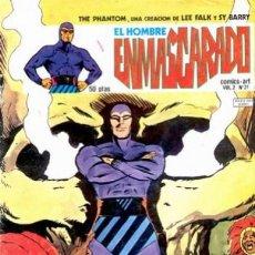 Cómics: EL HOMBRE ENMASCARADO-VÉRTICE- V-2- Nº 21 -EL PRÍNCIPE Y LA PRINCESA-1981-BUENO-MUY DIFÍCIL-LEA-4560. Lote 254431025