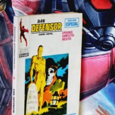Cómics: MUY BUEN ESTADO DAN DEFENSOR 22 COMICS EDICIONES INTERNACIONALES TACO VERTICE. Lote 254481285