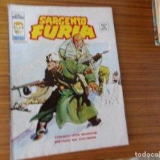 Cómics: SARGENTO FURIA V.2 Nº 10 EDITA VERTICE. Lote 254495680