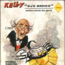 Cómics: KELLY OJO MÁGICO NÚMERO 14 VOLUMEN 1 VÉRTICE. Lote 254506715