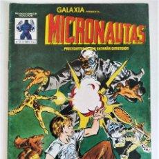 Cómics: MICRONAUTAS Nº 3 ~ MARVEL / VERTICE (1982) ***NUEVO***. Lote 254578990