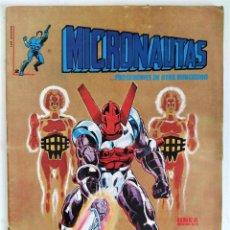 Cómics: MICRONAUTAS Nº 2 ~ MARVEL / SURCO (1983) ***BUEN ESTADO***. Lote 254579655