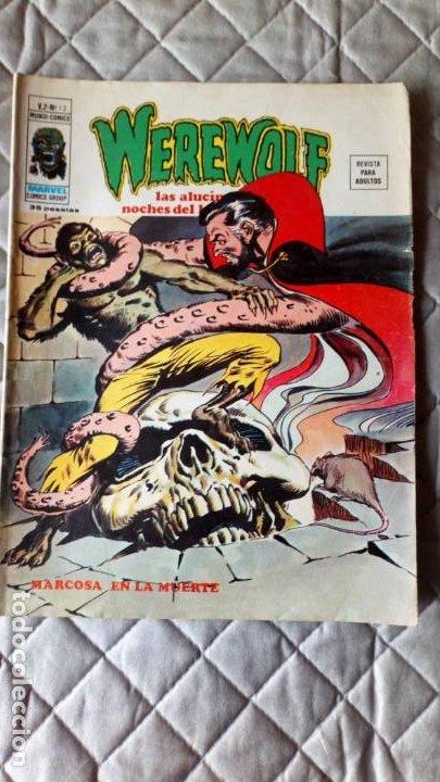 WEREWOLF (HOMBRE LOBO) VOL. 2 Nº 13 VERTICE (Tebeos y Comics - Vértice - V.2)