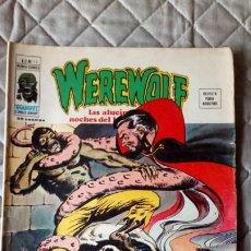 Cómics: WEREWOLF (HOMBRE LOBO) VOL. 2 Nº 13 VERTICE. Lote 254580540