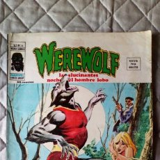 Cómics: WEREWOLF (HOMBRE LOBO) VOL. 2 Nº 16 VERTICE DIFÍCIL. Lote 254581285