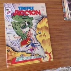 Cómics: TRIPLE ACCION V.1 Nº 2 EDITA VERTICE. Lote 254672265