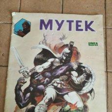 Cómics: MYTEK EL PODEROSO - CONTRA LA ESTATUA CON VIDA - Nº3 - AÑO 1984 - EDITORIAL SURCO - LINEA 83. Lote 254715170