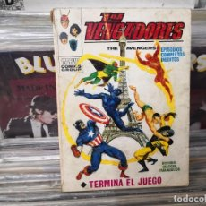 Cómics: VERTICE VOL.1 LOS VENGADORES Nº 32 - TERMINA EL JUEGO. Lote 254772035