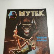 Cómics: MYTEK. DEL Nº 1 AL 5. RETAPADO. MUNDI COMICS. ED.: SURCO. 1983 BARCELONA.. Lote 254886015