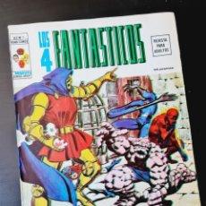 Cómics: CASI EXCELENTE ESTADO LOS 4 FANTASTICOS 11 VOL II EDICIONES VERTICE. Lote 254904410