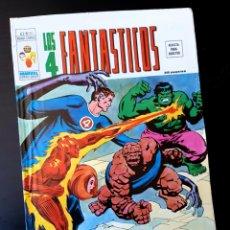 Cómics: CASI EXCELENTE ESTADO LOS 4 FANTASTICOS 20 VOL II EDICIONES VERTICE. Lote 254905715