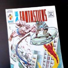 Cómics: EXCELENTE ESTADO LOS 4 FANTASTICOS 10 VOL II EDICIONES VERTICE. Lote 254906645