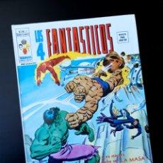 Cómics: DE KIOSCO LOS 4 FANTASTICOS 19 VOL II EDICIONES VERTICE. Lote 254907880