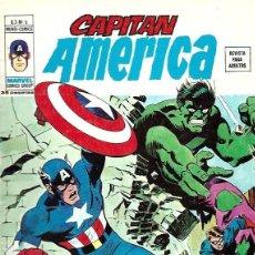 Comics: CAPITÁN AMÉRICA, VERTICE VOLUMEN 3 Nº 6. Lote 254908970