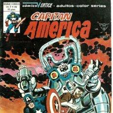 Cómics: CAPITÁN AMÉRICA, VERTICE VOLUMEN 3 Nº 46. Lote 254915950